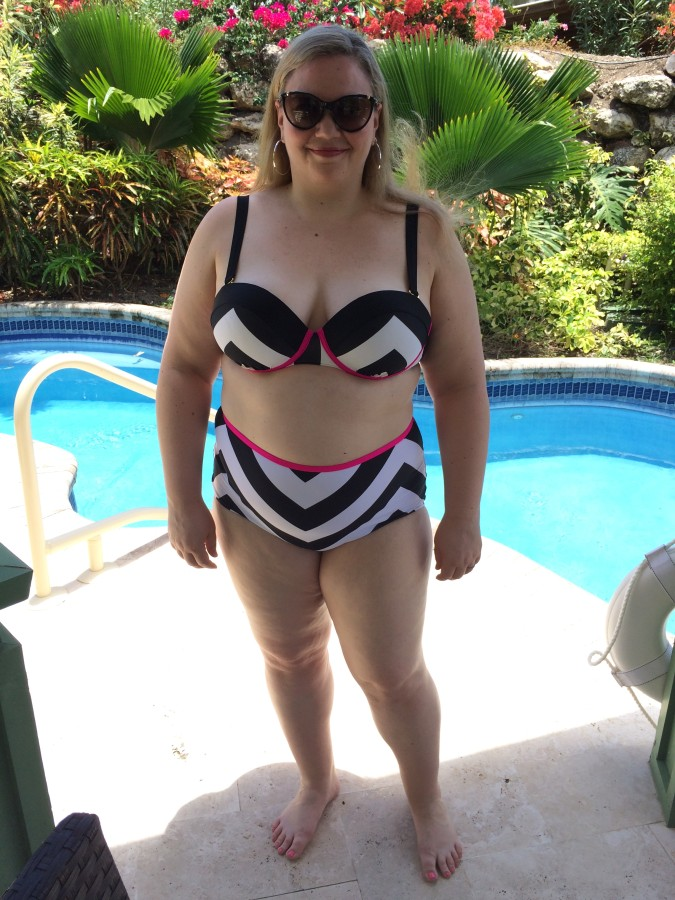 Bikini - GabiFresh via Swimsuits for All Sunglasses - Michael Kors